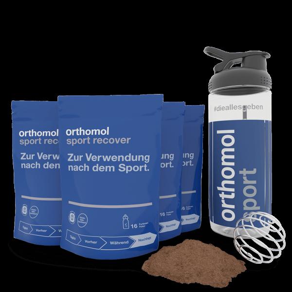 Orthomol Sport recover 4er-Set