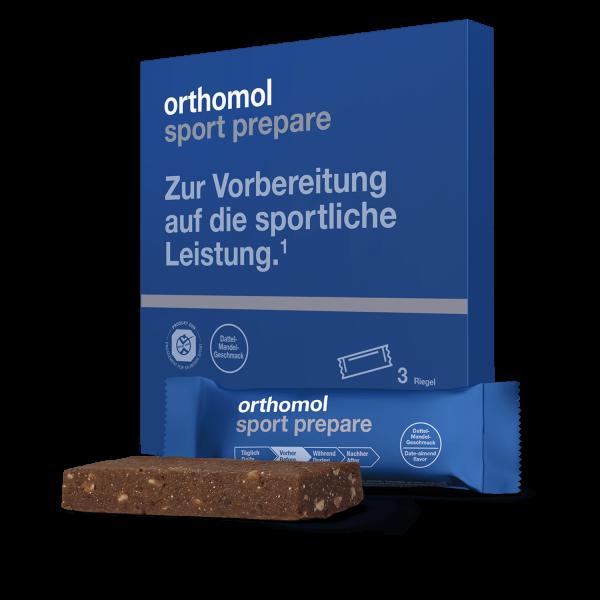Orthomol Sport Prepare 3er Probierpackung