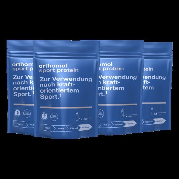 Orthomol Sport protein 4er-Set