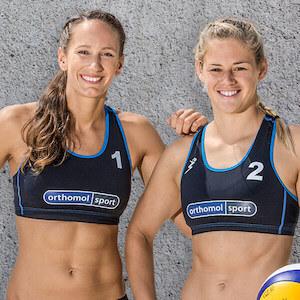 Katharina Schillerwein und Cinja Tillmann
